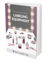 The Cosmetics Industry Guide to Labeling Equipment