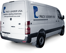 Pack Leader USA van
