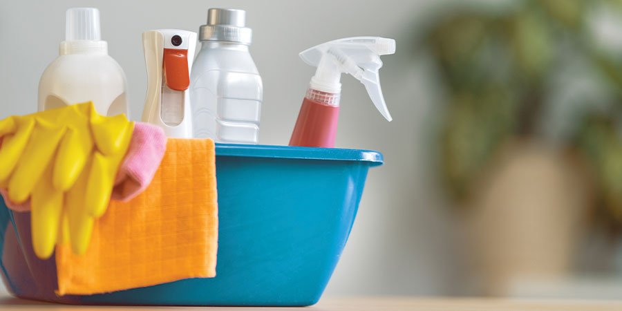 Consider These 4 Things When Labeling Your Company's Household Cleaning Products