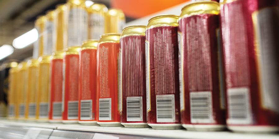 Craft Beer Bottle & Beer Can Label Designs & Applications