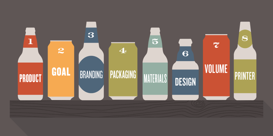 8 Easy Steps for Choosing Your Craft Beer Labels