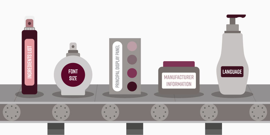 5 Cosmetic Labeling Requirements to Keep in Mind