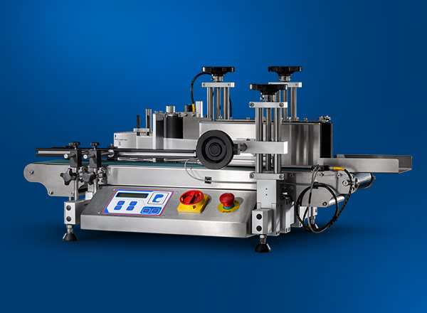 Tabletop Wrap-Around Labeling Machine