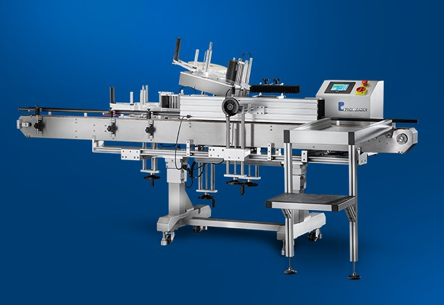 PL-501-NL Inline Horizontal Wrap-Around Labeler