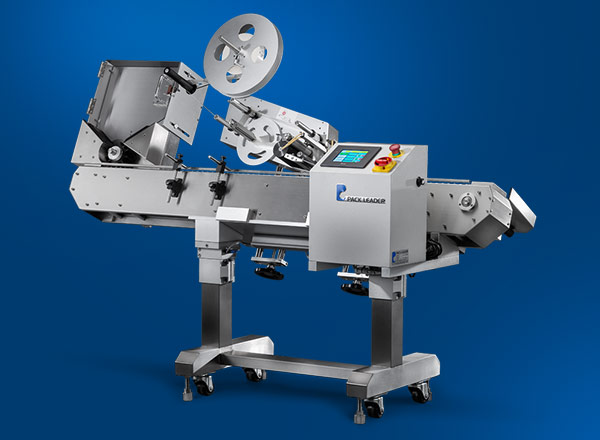 PL-521 Horizontal Wrap Around Labeler
