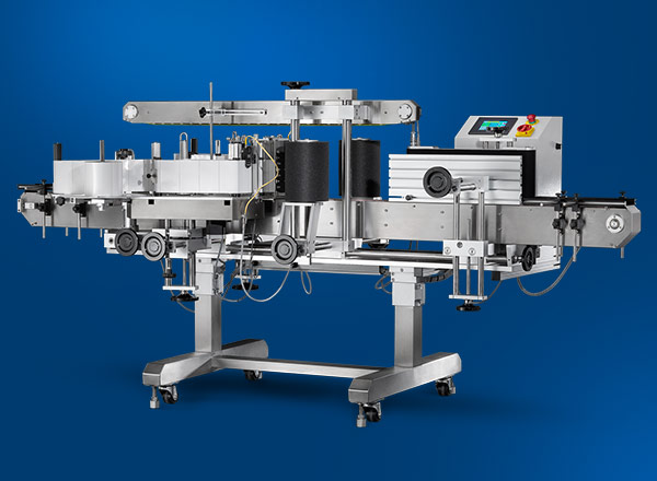 PL-622 Front And Back Labeling Machine
